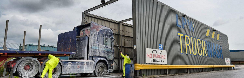 Castleford truckwash