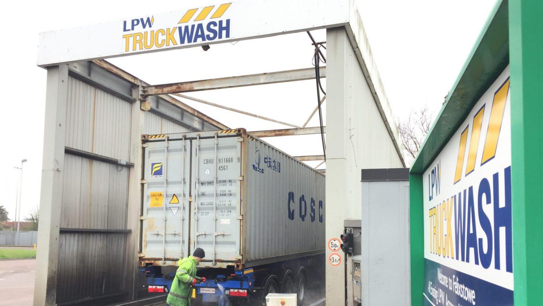 Felixstowe Truckwash