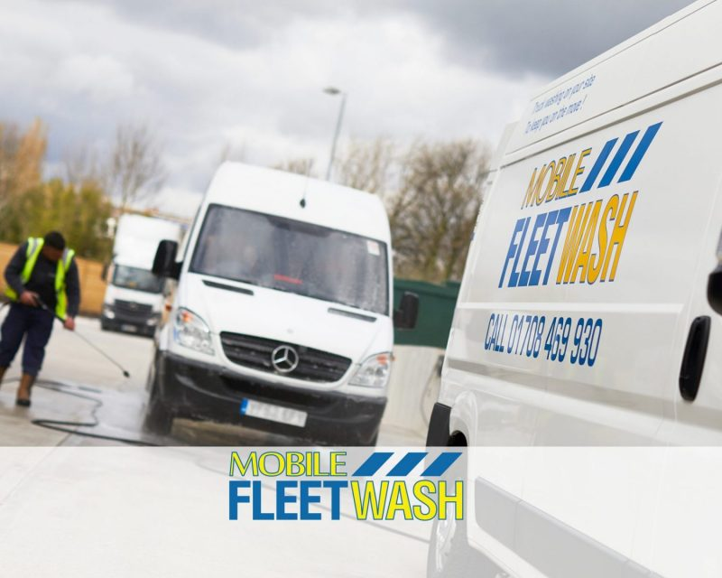 mobile fleet wash