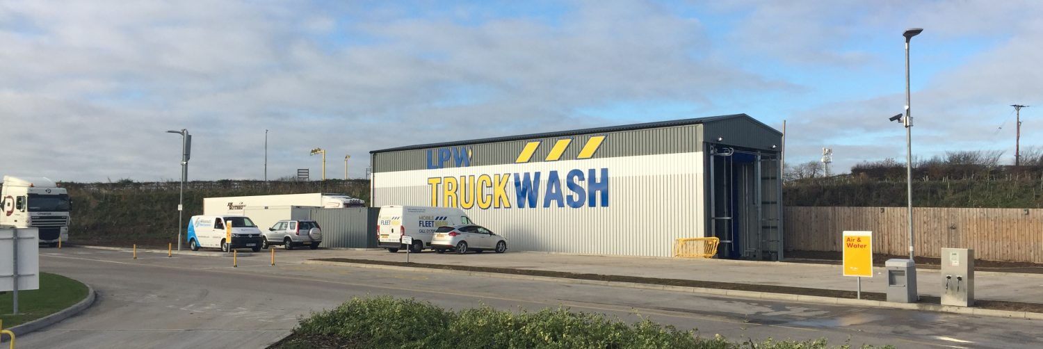 North Yorkshire Truckwash A1
