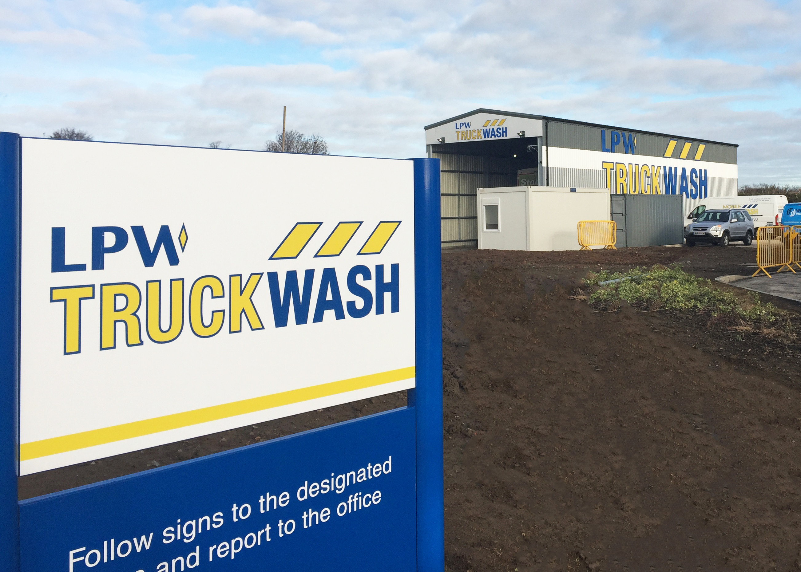 North Yorkshire Truck Wash