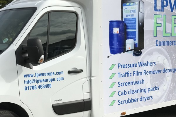 Truck Cleaning Products