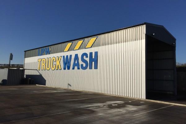 Coneygarth Truck Wash Site