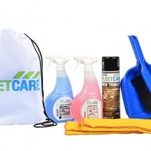 cab cleaning kit