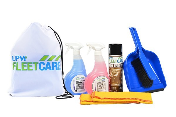 Fleetcare cleaning kit