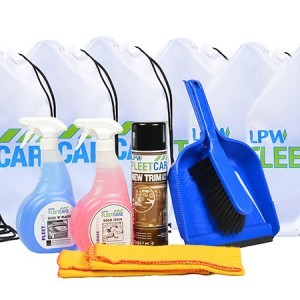 Cab Cleaning Pack