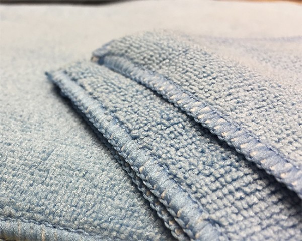 Cab cleaning cloths