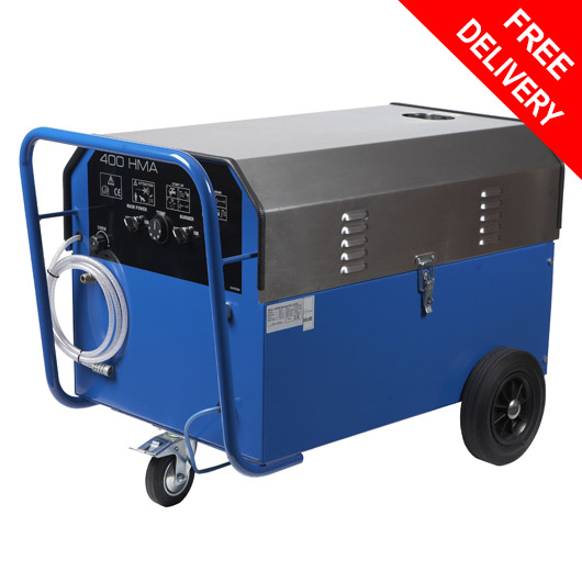mobile heavy duty pressure washer