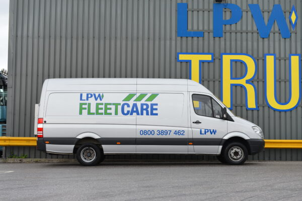 title image for LPW blog about encouraging drivers to take care of fleet