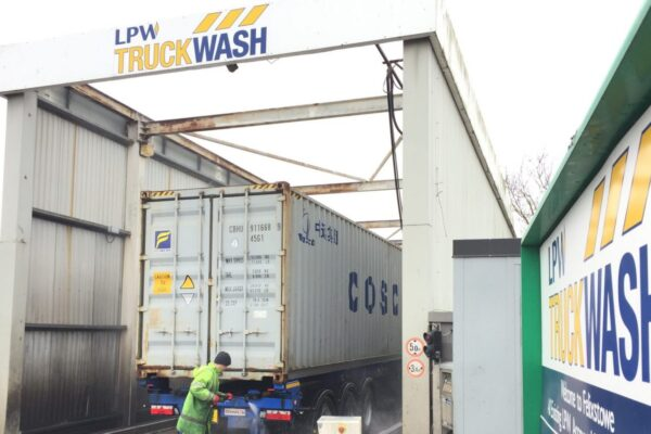 LPW Europe truck wash sites