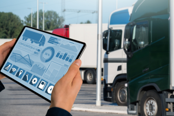 Title graphic for LPW Europe blog about top fleet management software