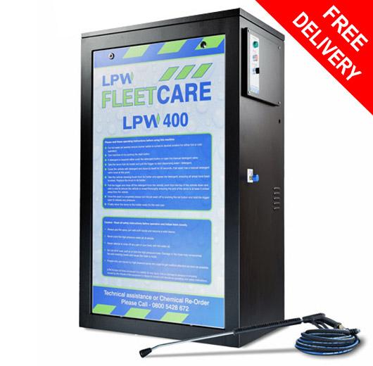 LPW Europe industrial pressure washers